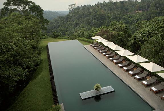 Alila Ubud Hotel in Bali