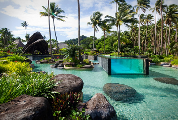 relaxation oasis