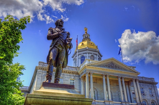 New Hampshire State Capitol