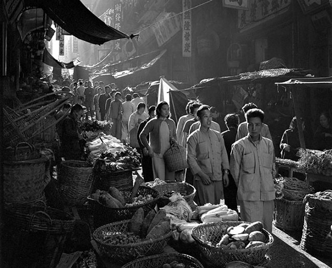 Hong Kong In The 1950s