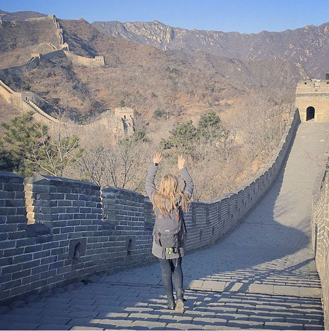 Day 12 - The Great Wall, China