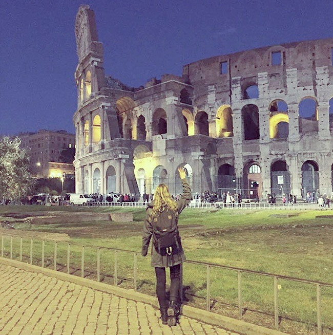 Day 6 - The Colosseum, Italy