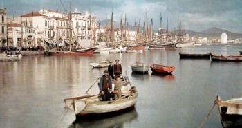 First Color Photographs Of Greece, 1913