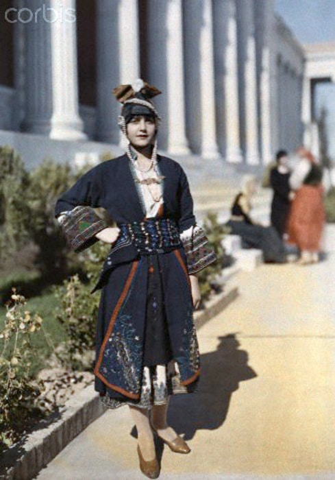 First Color Photographs Of Greece, 1913 6