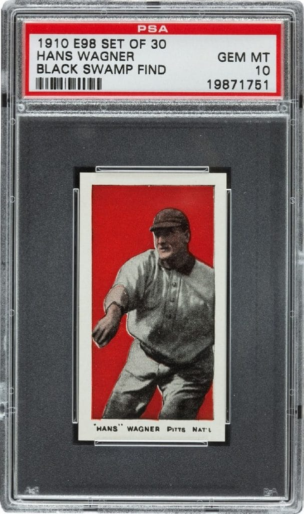 Top 10 Most Expensive Baseball Cards In The World