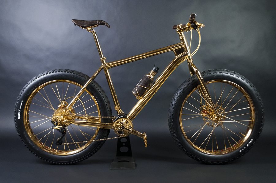 Most Expensive Mountain Bike >> Top 10 Most Expensive Mountain Bikes In The World