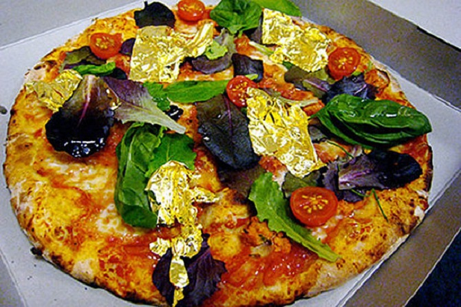 Margo's Pizzeria, World's Most Expensive Pizza