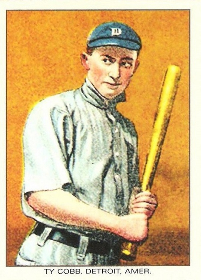 Ty Cobb, 1911 General Baking Co.