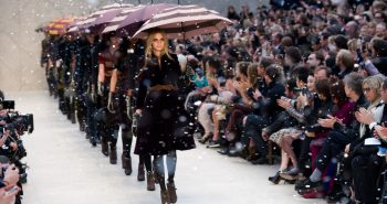 Burberry Prorsum: Runway - LFW Autumn/Winter