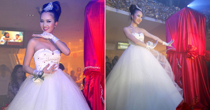 World\'s Most Expensive Wedding Dresses