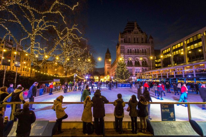 Christmas Ice Skating London.The 6 Best Ice Skating Rinks In London This Christmas