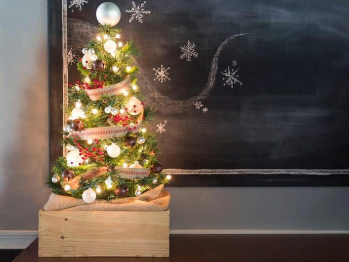 10 best holiday decorating ideas for small spaces