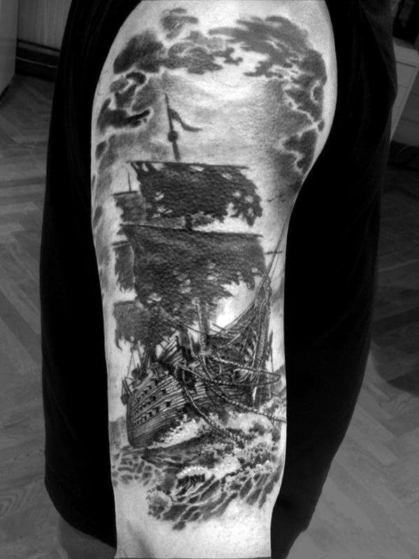 arm-tattoos-for-men-half-sleeves