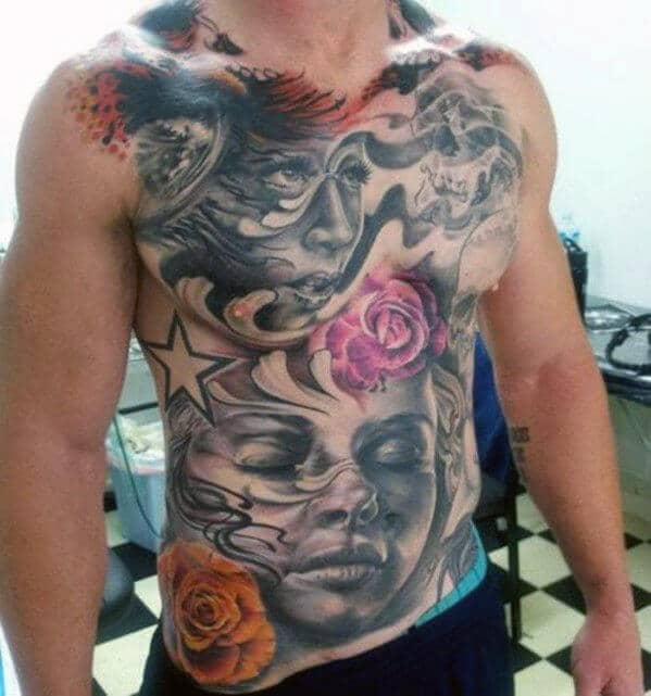 name-tattoos-on-chest-for-men