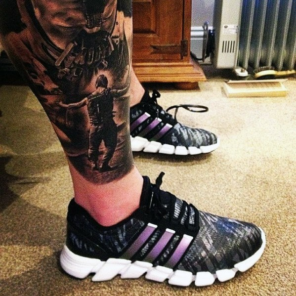 full-leg-tattoos