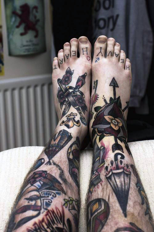 tattoos-on-leg