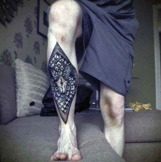 tribal-leg-tattoos-for-men