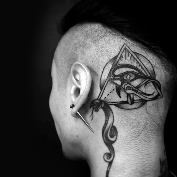 all-seeing-eye-with-snake-guys-back-of-head-tattoos