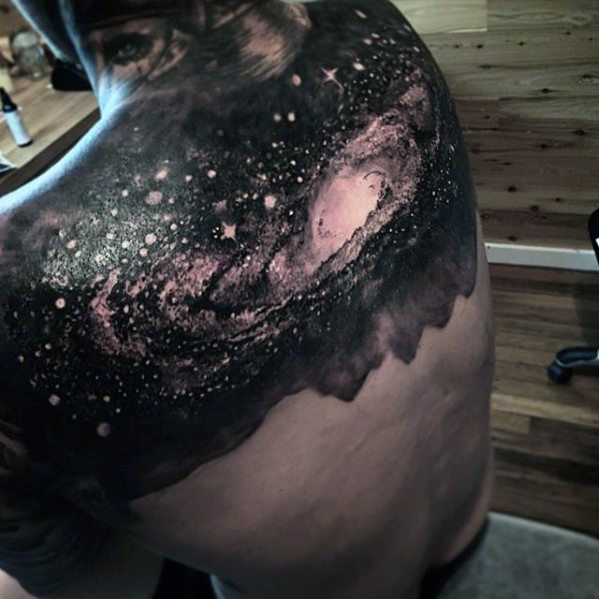 outer-space-sky-badass-mens-upper-back-tattoos