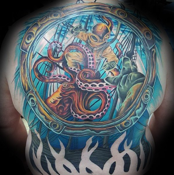 guy-with-diver-tattoo-design-full-back