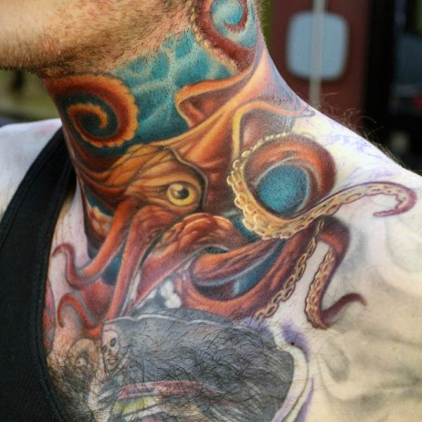 man-with-cool-underwater-squid-tattoo-on-neck