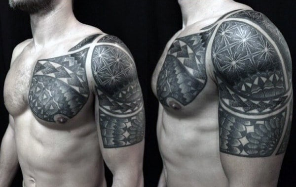 arm-and-shoulder-sacred-geometry-tattoo-for-men