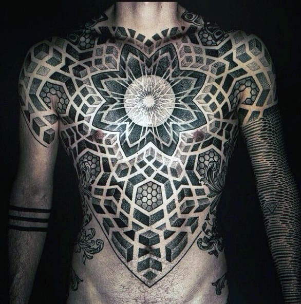 chest-cool-mens-sacred-geometry-mens-tattoo-inspiration