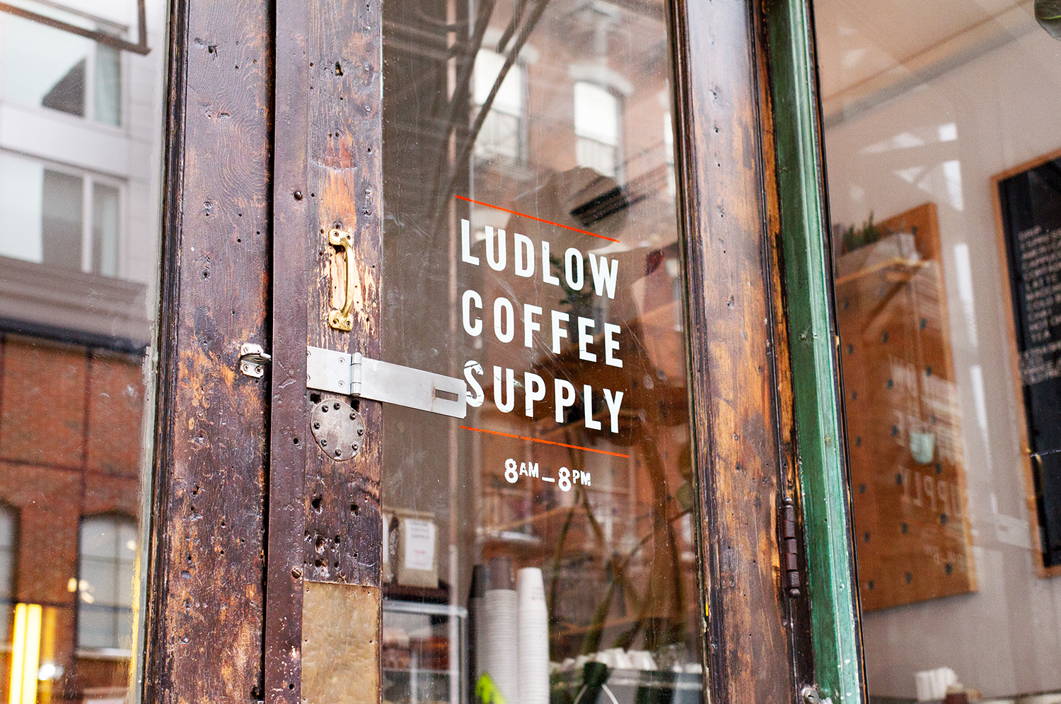 Ludlow Coffee Supply - New York