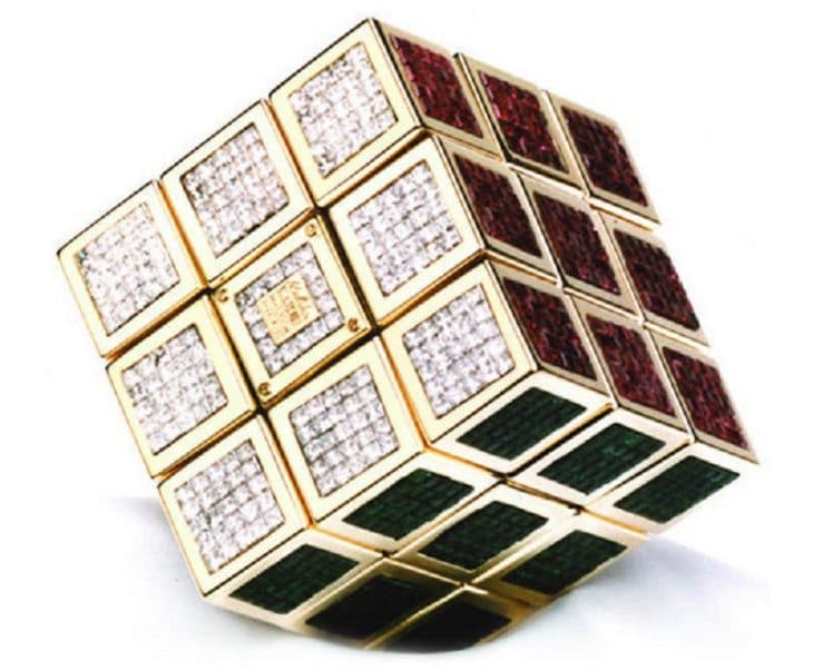 Rubik's Cube from Diamond Cutters International