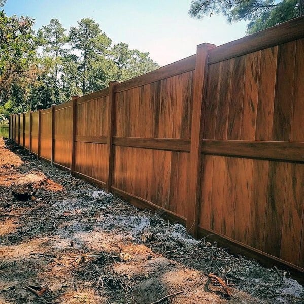 wood-backyard-designs-privacy-fence